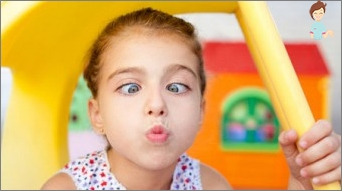ميزات خاصة في الأطفال دون سن العام