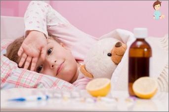 صوت Haspid في الطفل: أسباب وطرق العلاج