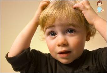 القراد العصبي في طفل - ماذا تفعل؟