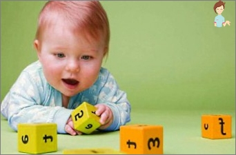 Was für ein Kind für 4 Monate des Lebens kennt