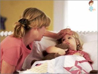 Tonnsillitis في الأطفال: كيفية منع الانتقال إلى نموذج مزمن