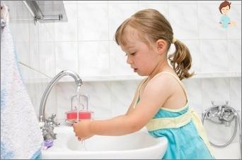 Erste Hilfe beim Kind in der Vergiftung