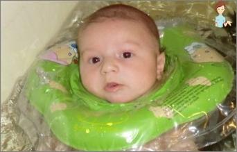 أفضل طريقة للاستحمام الطفل