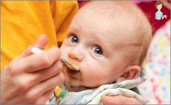 أول حبوب إغراء على التغذية الاصطناعية