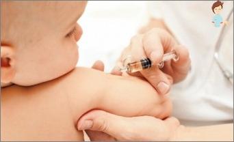 Impfungen an Kinder unter 2 Jahren