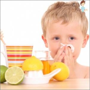 Das Kind hat grüne Snot - was soll ich tun?