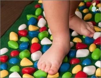 Warum gibt es Platzfuß bei Kindern bis zu einem Jahr