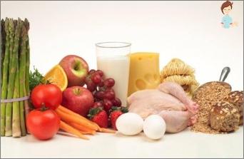 Richtige Ernährung für stillende Mutter