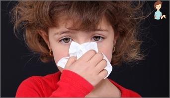 Diagnose und Behandlung von Adenoiden bei Kindern