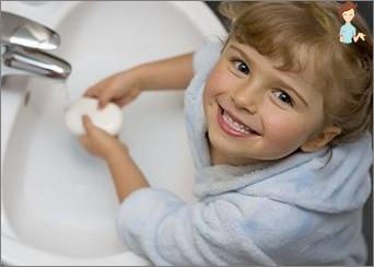 كيفية علاج عدوى فيروس الروتاف في الأطفال؟