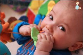 التهاب الفم في الأطفال