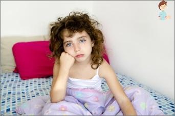 Enuressis bei Kindern