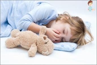 Wie erkennen Sie Bronchitis in einem Kind?