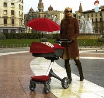 So wählen Sie eine Kutsche für ein Neugeborenes