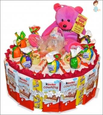 هدية من الحلوى بأيديك: كيفية جعله