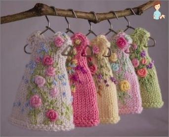 Wir kleiden die Puppen mit Ihren eigenen Händen: Schrankgeheimnisse