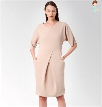فساتين نمط مع اكمام الدائرة الكاملة: كيفية خياطة ثوب نفسك؟