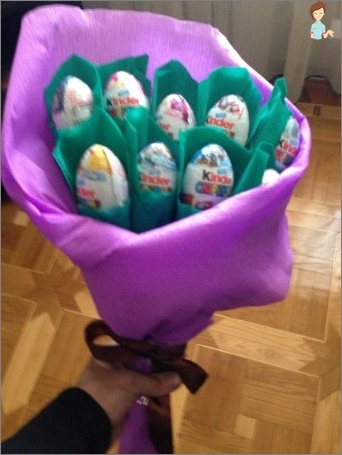 Blumenstrauß von Spielzeug und Kinder machen es selbst - Hersteller