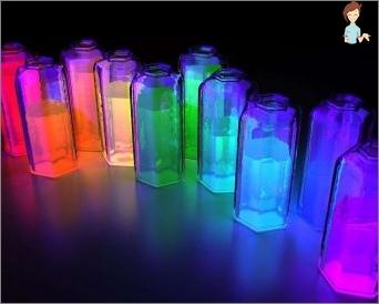 كيفية جعل luminola جعل سائل مضيئة بأيديك؟