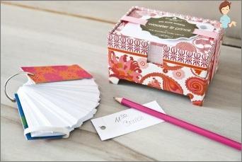 Die zweite Lebensdauer der Box: Wie kann man einen schönen Schatulle für Handarbeiten davon machen?