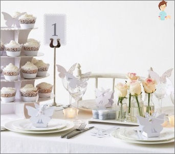 Wedding accessories with their own hands: Master class for making