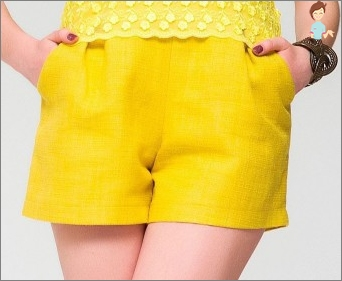 How to make women's shorts do it yourself