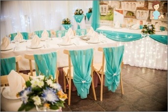 How easy and easy to make the original decor for the wedding?