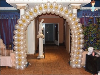Create an army from the balls to the wedding with your own hands