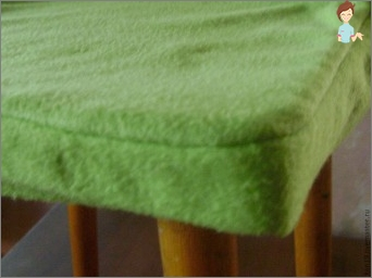 Sewing covers for stools
