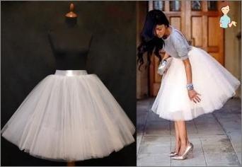 Fatina Rock: Erstellen Sie ein modisches Detail der Garderobe mit Ihren eigenen Händen!