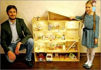Wie macht man ein Spielzeughaus für Puppen?