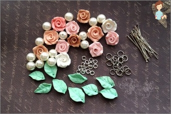 Methods for making polymer clay bracelets