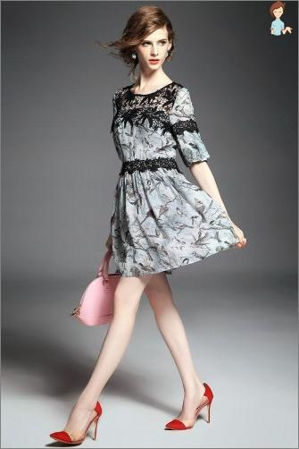 Wie man ein schönes Sommerkleid mit deinen eigenen Händen näht?
