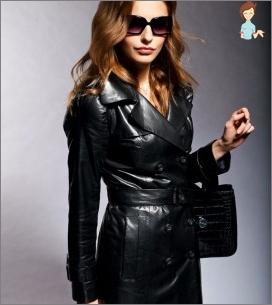 So verändern Sie eine Lederjacke und erhalten Sie eine neue stilvolle Sache