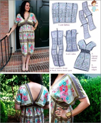 We sew a tunic with your own hands: Create a stylish and fashionable outfit for all times