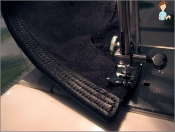 How to sew the skin manually using tools and on a sewing machine?