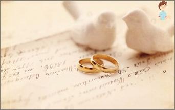 Wie organisiert man eine anständige Hochzeit mit einem begrenzten Budget?