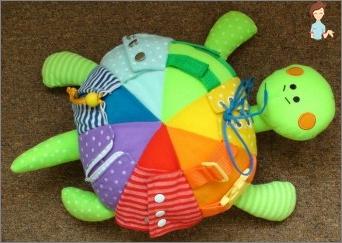 كيفية خياطة لعبة للطفل بأيديك