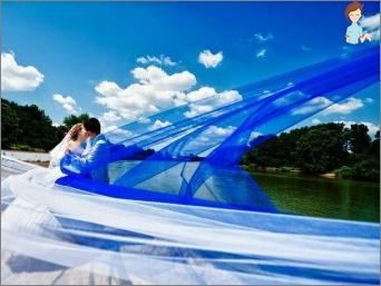 حفل زفاف في النمط البحري