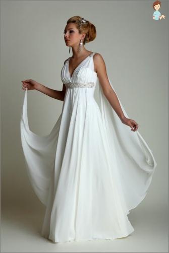 Brautkleider in der griechischen Art