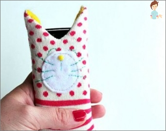 How to sew a case for your hands: Detailed master classes