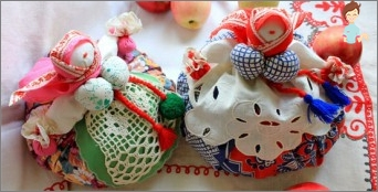 How to make a chaff doll