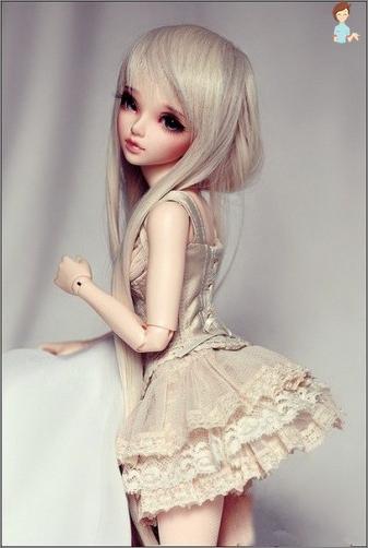 Gelenkige Puppen sind noch keine Menschen, aber so ähnlich!