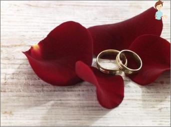 الزفاف: تواريخ لا تنسى
