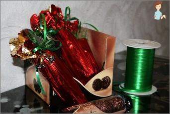 Verpackung von Papiergeschenken: Optionen, Schemata, Dekoration