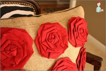 Fabric crafts: Fill the interior with warmth