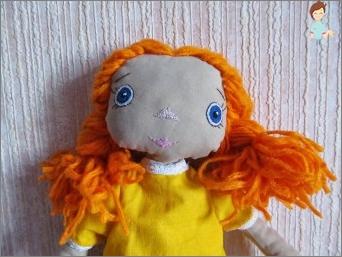 Magische Handarbeit: Handgemachte Puppen für Kinder und Seele