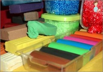 Plasticin-Modellierung - aufregender und interessanter Beruf