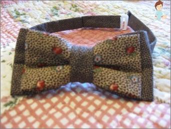 ربطة عنق فراشة: نحن خياطة يديك