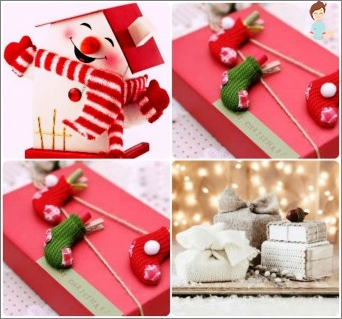 Packaging for New Year's Gifts 2015
